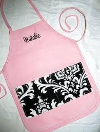 mr mrs aprons kitchen apron monogrammed kitchen apron