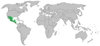 Where Is Mexico On The Map by Where Is Mexico Located On The World Map And Map Roundtripticket Me