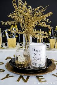 gold centerpieces best 25 black and gold centerpieces ideas on black