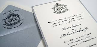 wedding invite sles who s hosting a guide to wedding invitation host lines dearlc