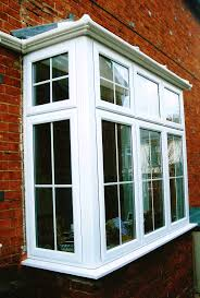 window home improvement with bay window design with white wooden