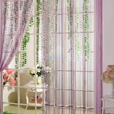 beaded room dividers how to make your own beaded curtains to beautify your window 1439