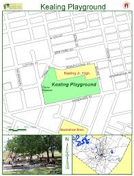 Austin Greenbelt Map by Kealing Playground Map 1500 Rosewood Ave Austin U2022 Mappery