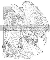 coloring page heart of gold by saimain on deviantart