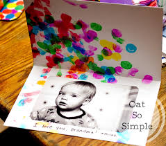 Homemade Mothers Day Cards by Mother U0027s Day Card Oatsosimple
