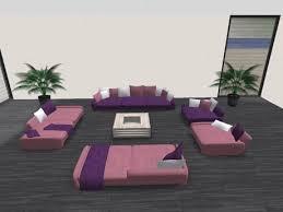 velvet sofa set second life marketplace sofa set multi color change like you
