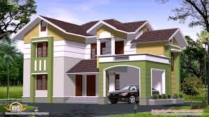 small 2 storey house design in the philippines youtube