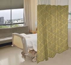Hospital Cubicle Curtains Hospital Ceiling Curtain Track Accessories Cubicle Privacy Curtains