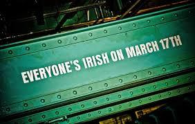 5 reasons why everyone wants to be irish on st patrick u0027s day