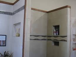 recessed shower shelf wall home decorations spectacular ideas