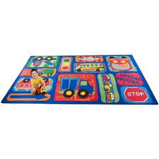 kids u0027 cars trucks u0026 trains rugs you u0027ll love wayfair