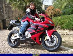 honda r600 sportbike rider picture website
