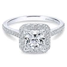 cheap princess cut engagement rings pave princess cut engagement rings 14k white gold diamond princess