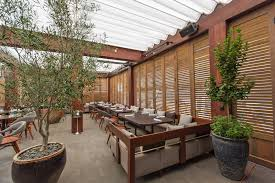 Restaurant Patio Heaters by Outdoor Dining Restaurants In Los Angeles Spring 2017 Edition