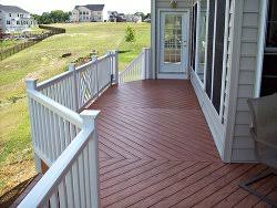 composite deck materials raftertales home improvement made easy