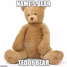 Teddy Bear Meme - teddy bear memes imgflip