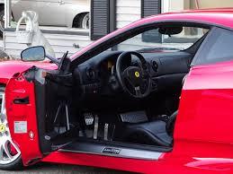 Ferrari 360 Challenge Stradale Interior 2004 Ferrari 360 Challenge Stradale Copley Motorcars