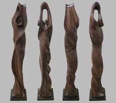 abstract wood sculpture by mharper90 lumberjocks
