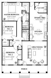 Home Design And Floor Plans 1200 Square Feet 3 Bedrooms 2 Batrooms Floor Plans Pinterest