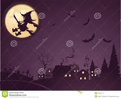 purple halloween background blue halloween background with scary spider royalty free stock