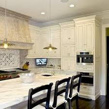 pictures of kitchens with antique white cabinets antique white kitchen cabinets design ideas