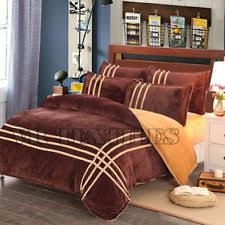 king velvet duvet covers u0026 bedding sets ebay