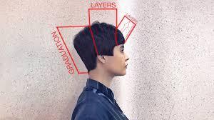 short cap like women s haircut how to cut short women s haircut youtube