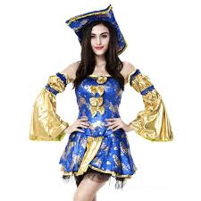 Halloween Costumes Victorian Aliexpress Buy Size Pirate Costume Female Gothic