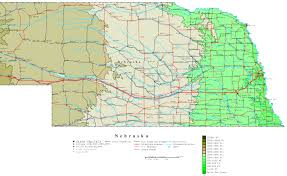 Ruskin Florida Map by Nebraska Map Online Maps Of Nebraska State