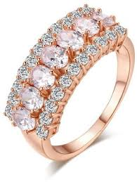 crystal fashion rings images Sale on rings at breuning anvi jewellers zitrok uae souq jpg