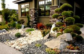 Front Of House Landscaping Ideas by Landscape Garden And Patio Small Front Yard Landscaping Rustic
