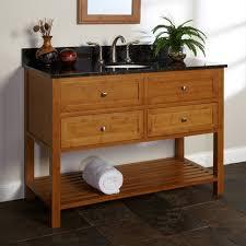 Bamboo Vanity Bathroom Bamboo Bathroom Vanity Shabby Chic Bathroom Vanity Grey Storage