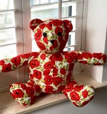 remembrance teddy bears remembrance day forces keepsakes handmade teddy bears and