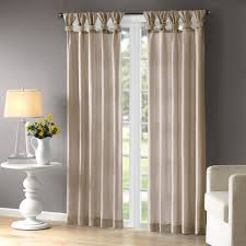park natalie twisted tab lined window curtain