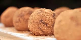 ginger nut chocolate truffles laura u0027s naturally sweet blog