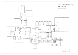 architectural plan faculty plans faculty of architecture