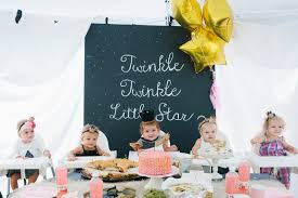 twinkle twinkle birthday s twinkle twinkle birthday party house of