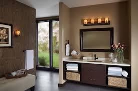 Bronze Light Fixtures Bathroom Feiss Vs18904 Rbz Aris Bronze 4 Light Vanity Mediterranean