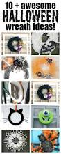 halloween wreaths ideas halloween spider wreath plus loads of other ideas for awesome