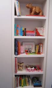 Pretty Bookshelves by Bookshelves
