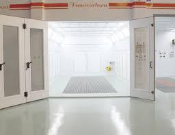 ventilation chambre séchage dans la chambre de peinture de la ventilation aux ondes