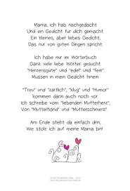 spr che f r abschluss die persönliche note freebie muttertagsgedicht für kinder