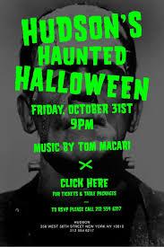 Haunted Halloween by Hudson U0027s Haunted Halloween Tickets Hudson Common New York Ny