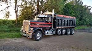 freightliner dump truck freightliner 1988 medium trucks