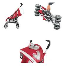 ultralight baby stroller brevi super kitty 456 diva ebay