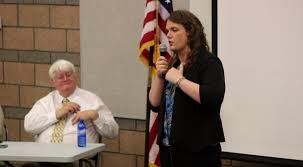 The Blind Man St George Utah Misty Snow Announces Congressional Run Challenging Rep Chris