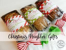 6 christmas food gift tags christmas neighbor gifts