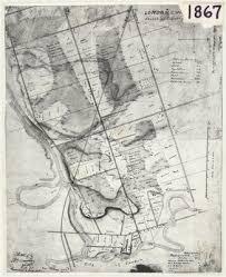 london ontario historical maps western university