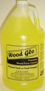 sl 321 orange wood glo floor cleaner