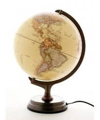earth globes that light up illuminated globes